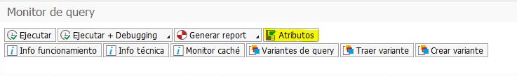 Monitor de query