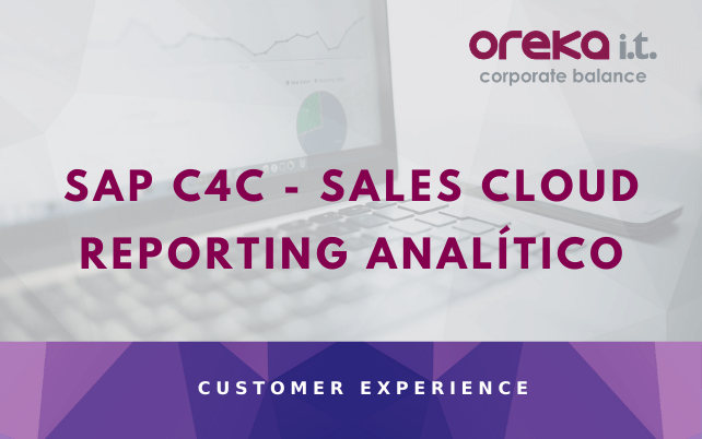 SAP C4C – SALES CLOUD: REPORTING ANALÍTICO