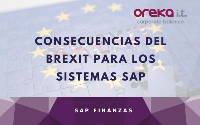 Consecuencias del Brexit para los sistemas SAP