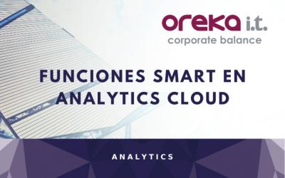 Funciones Smart en Analytics Cloud