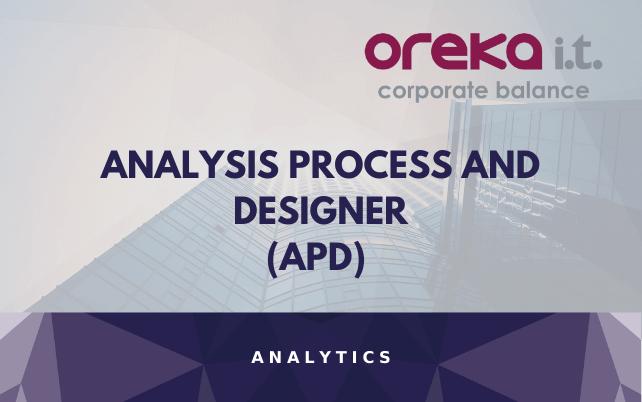 Analysis Process and Designer (APD)